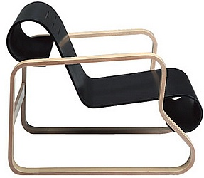 alvar aalto's paimio armchair